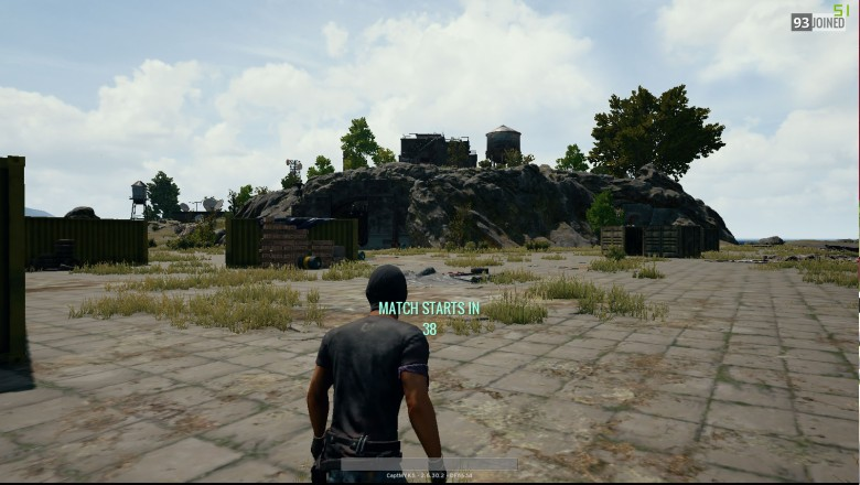 PUBG In-Game Waiting