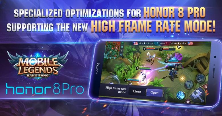honor 8 Pro Specilised Optimisation