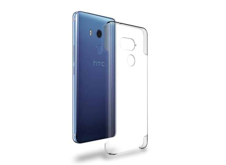 HTC U11+_Amazing Silver_Photo 1