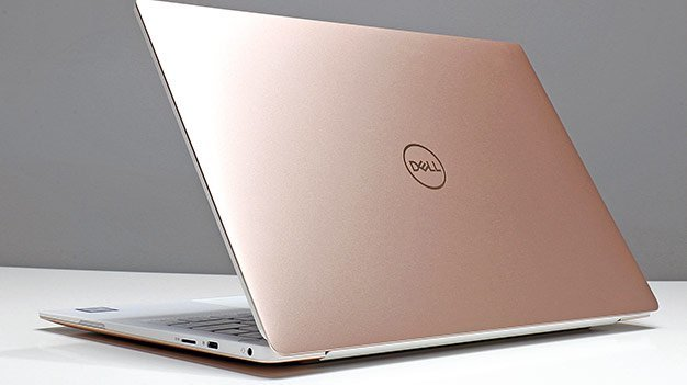 Dell XPS 13 - Rose Gold